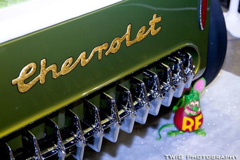 The Cherkin - Bruce Camboni - 1937 Chevrolet 10005910