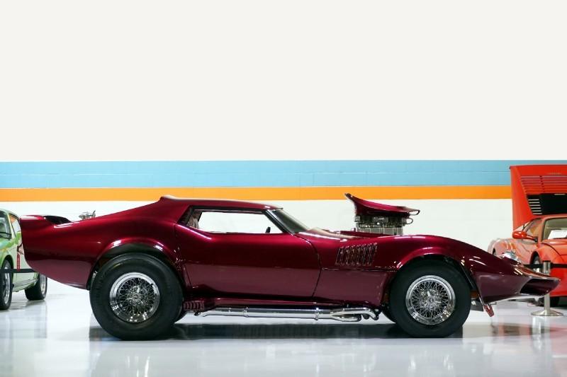 1968 Chevrolet Corvette Roman Chariot 1016