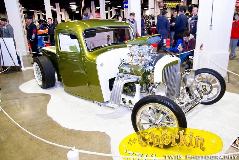 The Cherkin - Bruce Camboni - 1937 Chevrolet 11080410