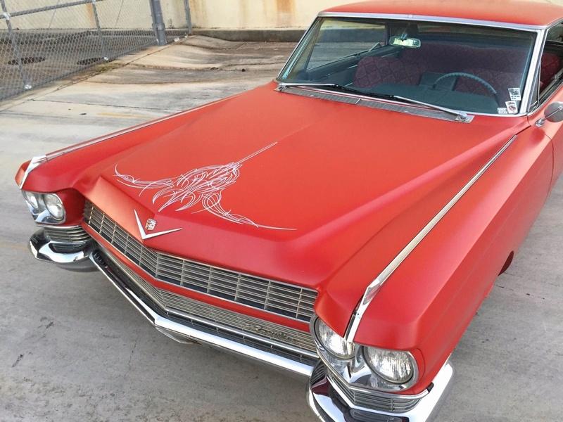 Cadillac 1961 - 1968 Custom & mild custom - Page 4 1113