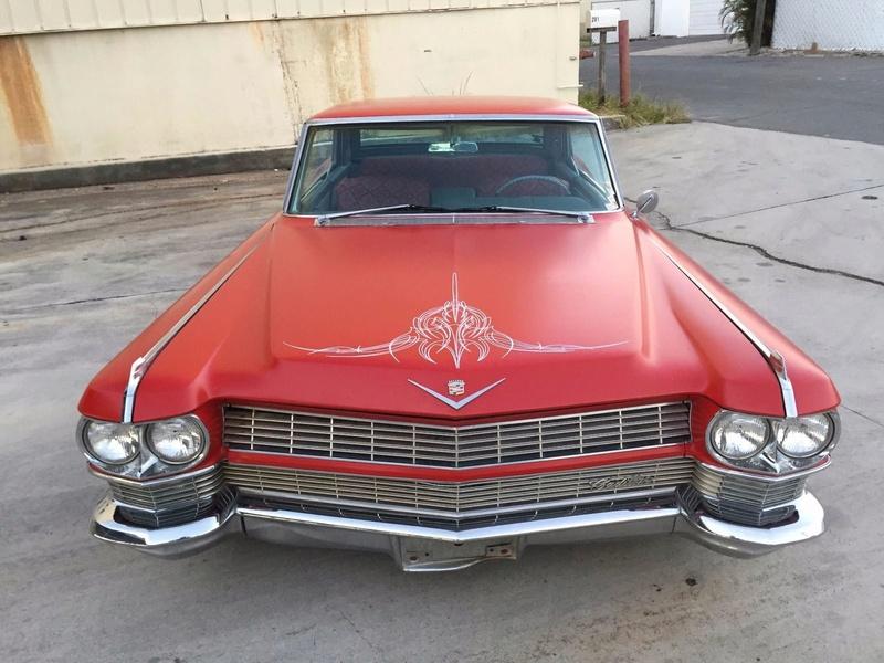 Cadillac 1961 - 1968 Custom & mild custom - Page 4 1213