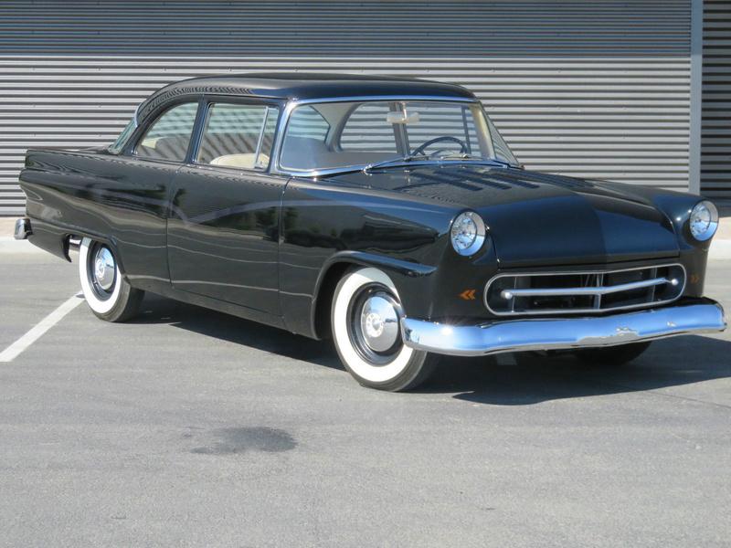 Ford 1955 - 1956 custom & mild custom - Page 6 123