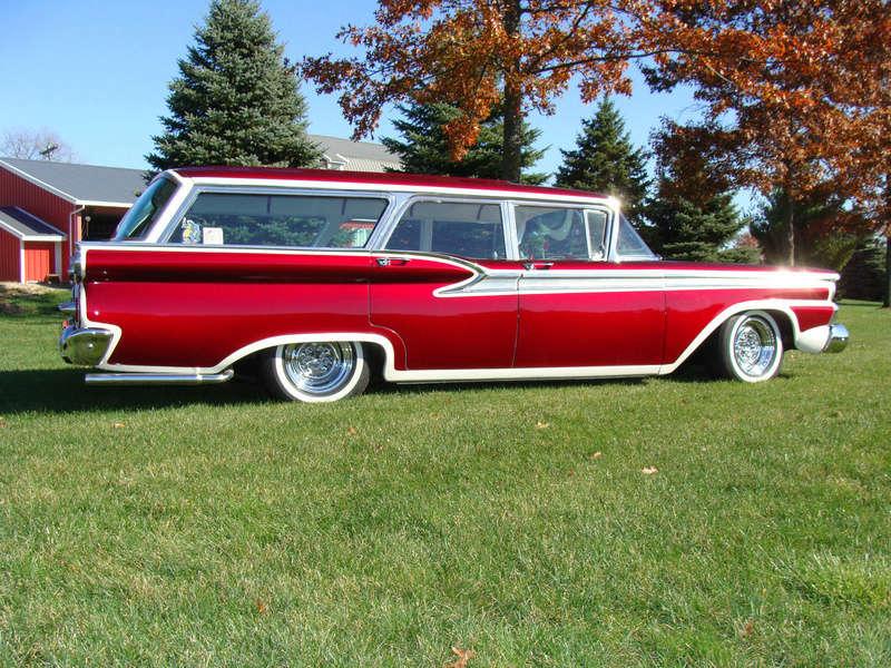 Ford 1959 custom & mild custom - Page 3 124