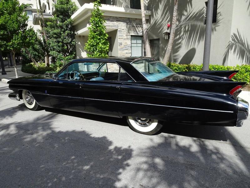 1959 Cadillac Fleetwood Brougham 126