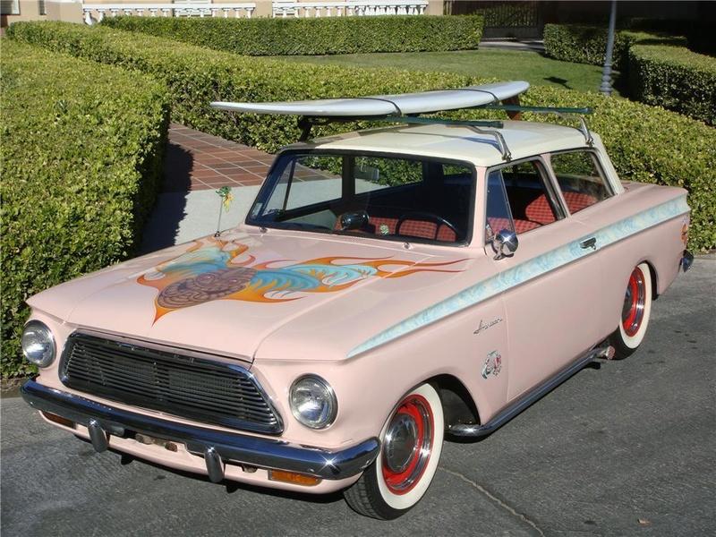 Nash et Rambler custom and mild custom 130