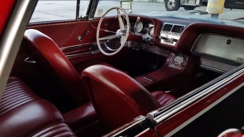 Ford Thunderbird 1958 - 1960 custom & mild custom - Page 3 1310