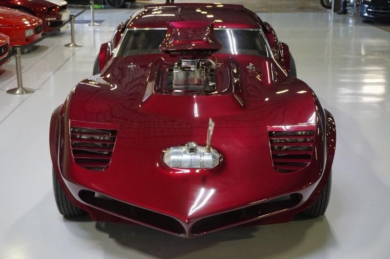 1968 Chevrolet Corvette Roman Chariot 1311