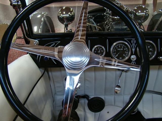 """1927 FORD MODEL T - THE ORIGINAL """"BLACK WIDOW"""" - Wally Olson - Bill Scott 1318"""
