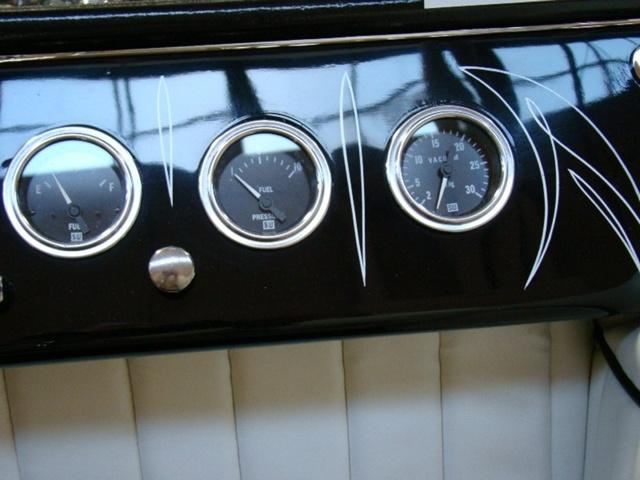"""1927 FORD MODEL T - THE ORIGINAL """"BLACK WIDOW"""" - Wally Olson - Bill Scott 1419"""