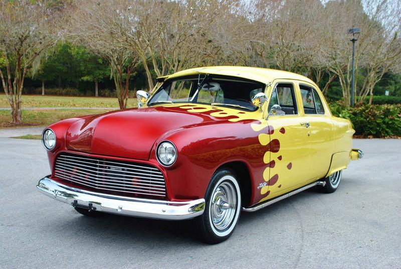 Ford 1949 - 50 - 51 (shoebox) custom & mild custom galerie - Page 24 142
