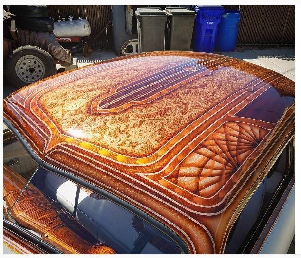 auto's crazy paint - peinture de fou sur carrosseries 14705610