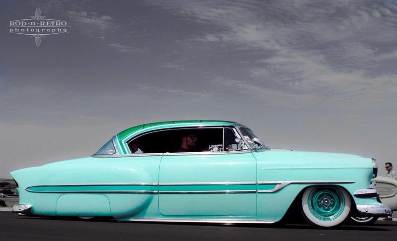 Chevy 1953 - 1954 custom & mild custom galerie - Page 14 14883510