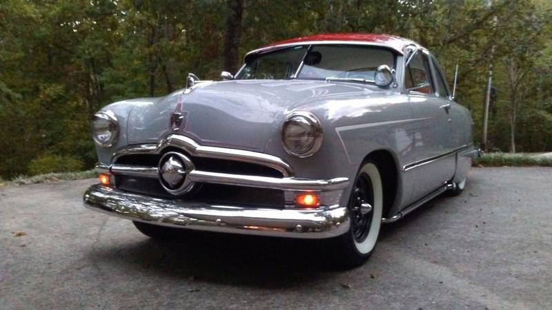 Ford 1949 - 50 - 51 (shoebox) custom & mild custom galerie - Page 24 149