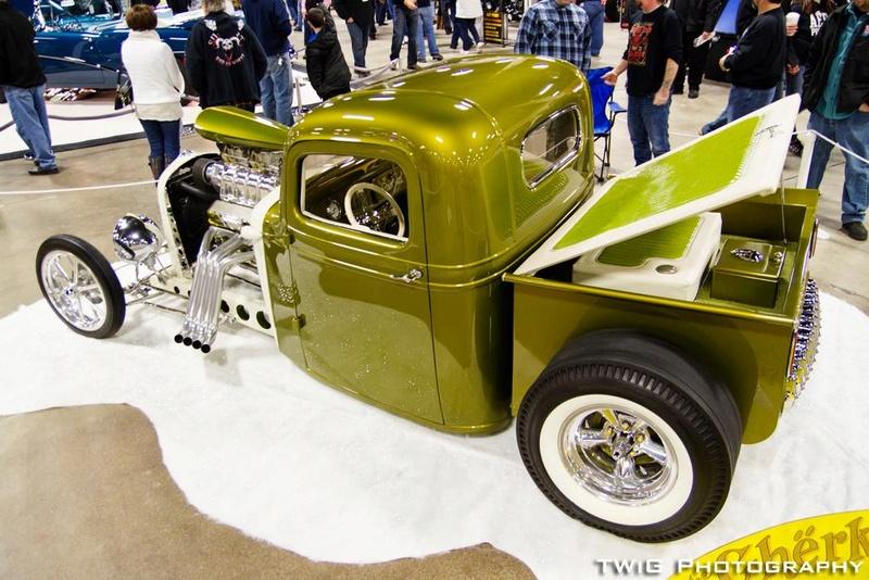 The Cherkin - Bruce Camboni - 1937 Chevrolet 14934710