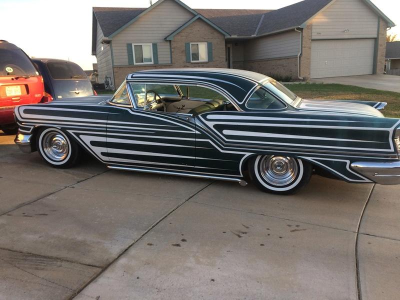 Oldsmobile 1955 - 1956 - 1957 custom & mild custom - Page 5 14976310