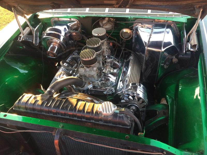 Oldsmobile 1955 - 1956 - 1957 custom & mild custom - Page 5 15003310