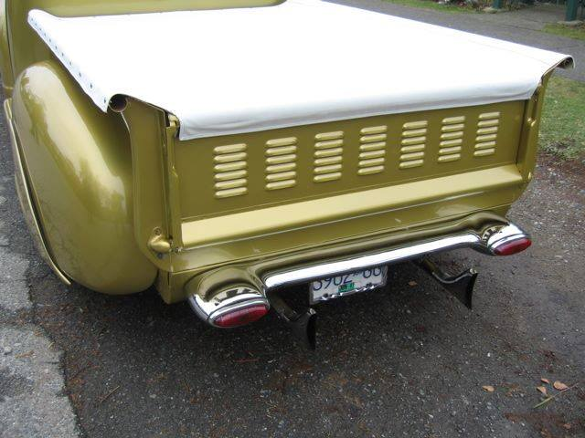 Chevy Pick up 1947 - 1954 custom & mild custom - Page 4 15027510