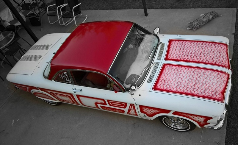 Chevrolet Corvair custom & mild custom 15068410