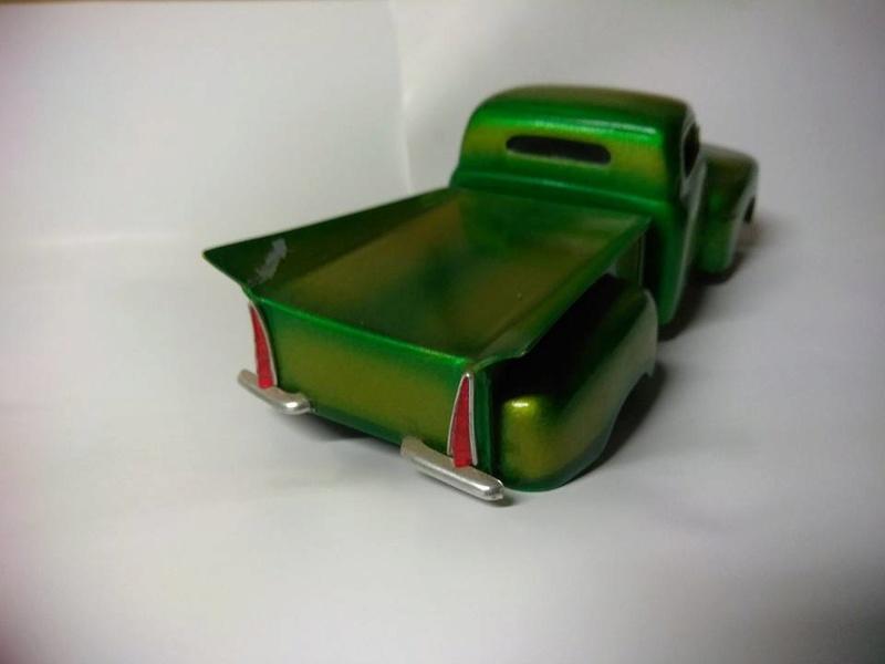 Vintage built automobile model kit survivor - Hot rod et Custom car maquettes montées anciennes - Page 8 15078810