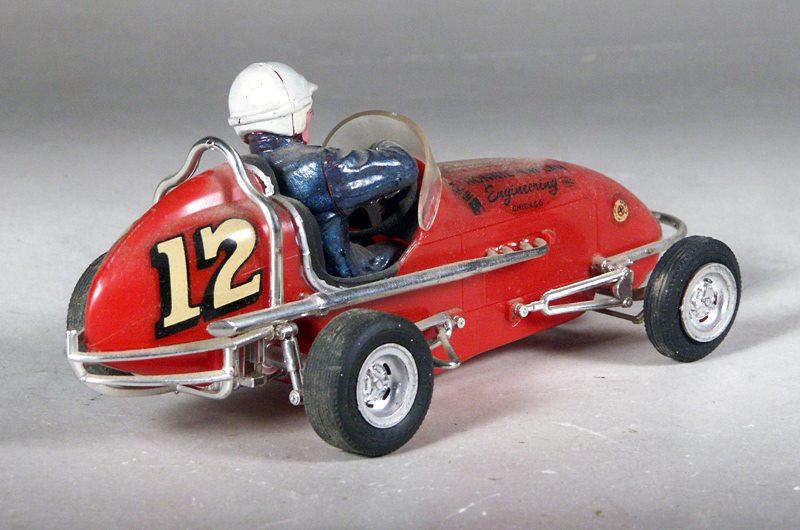 Vintage built automobile model kit survivor - Hot rod et Custom car maquettes montées anciennes - Page 8 15085410