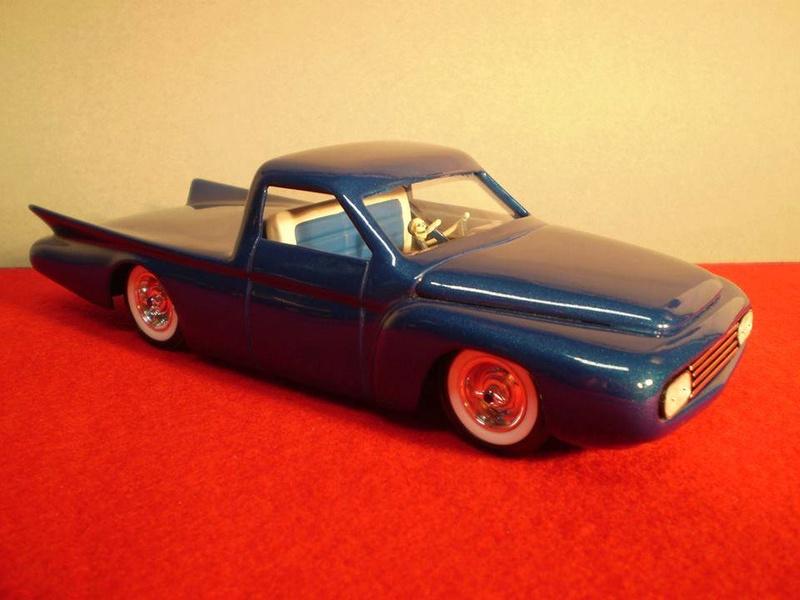 Donald Biggers - Custom car model kit gallery 15085511