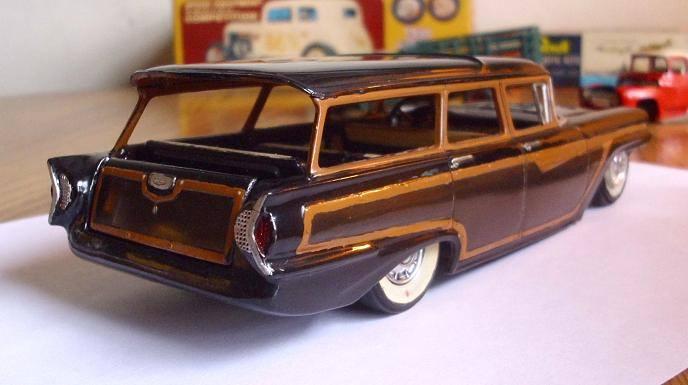 Vintage built automobile model kit survivor - Hot rod et Custom car maquettes montées anciennes - Page 8 15094910