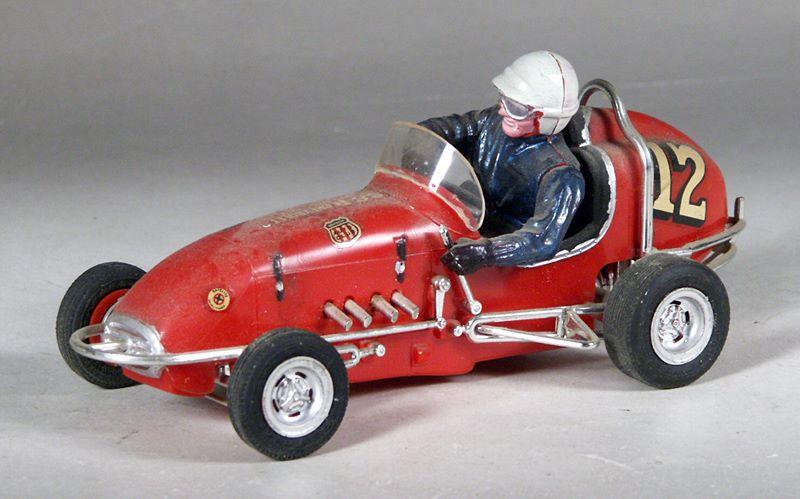 Vintage built automobile model kit survivor - Hot rod et Custom car maquettes montées anciennes - Page 8 15107310