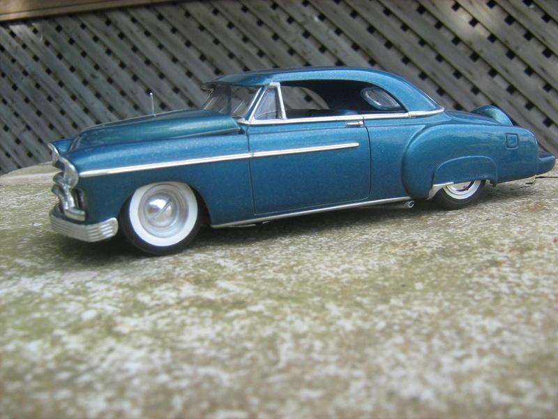 Vintage built automobile model kit survivor - Hot rod et Custom car maquettes montées anciennes - Page 8 15110511
