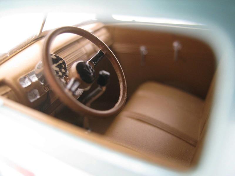 Vintage built automobile model kit survivor - Hot rod et Custom car maquettes montées anciennes - Page 8 15110512