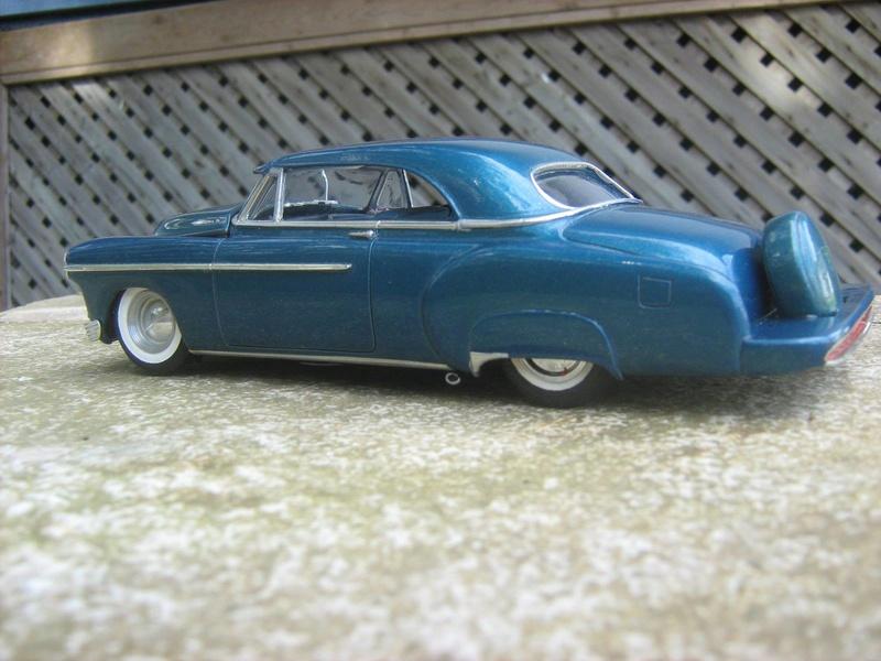 Vintage built automobile model kit survivor - Hot rod et Custom car maquettes montées anciennes - Page 8 15110914