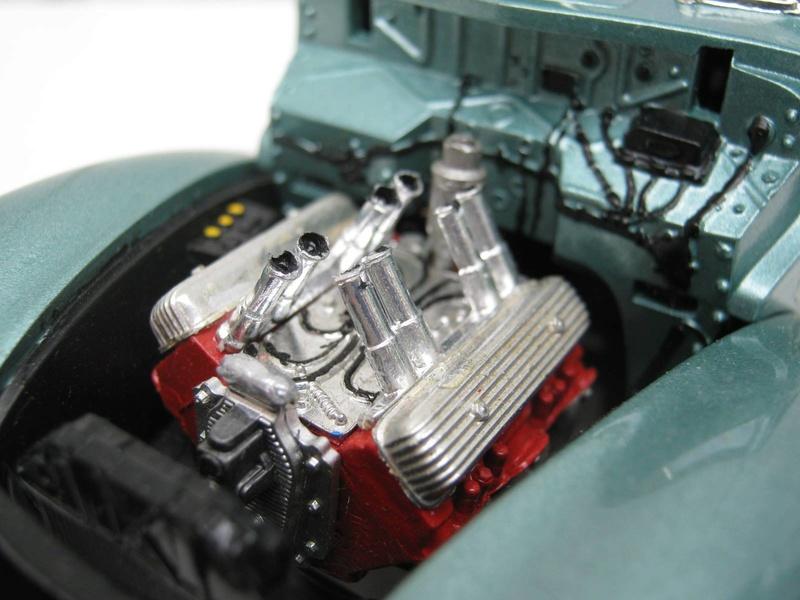 Vintage built automobile model kit survivor - Hot rod et Custom car maquettes montées anciennes - Page 8 15111011