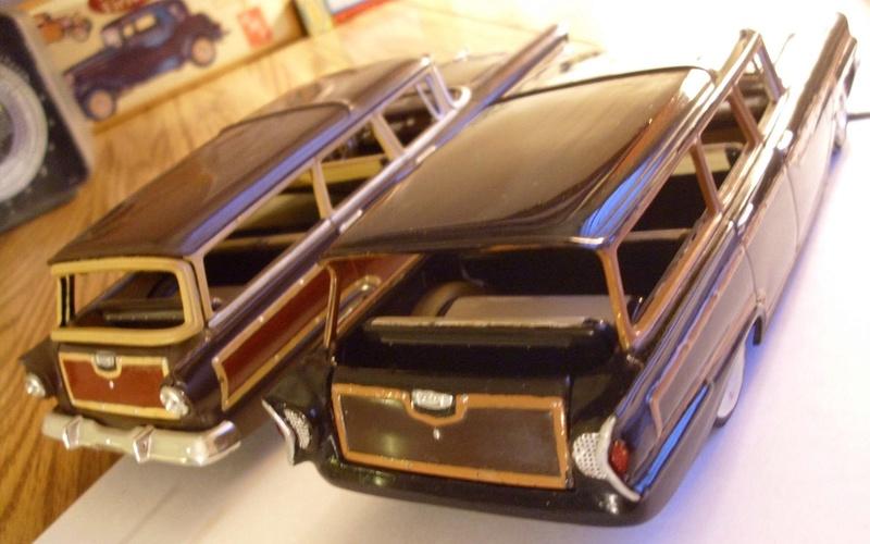 Vintage built automobile model kit survivor - Hot rod et Custom car maquettes montées anciennes - Page 8 15129411