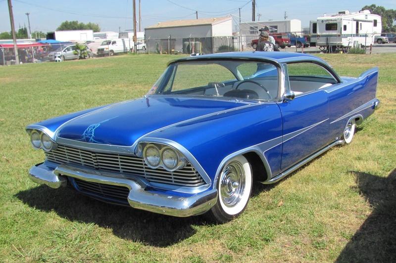 Plymouth  1957 - 1958 custom & mild custom - Page 2 15138310