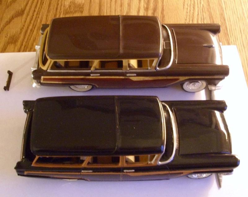 Vintage built automobile model kit survivor - Hot rod et Custom car maquettes montées anciennes - Page 8 15138312