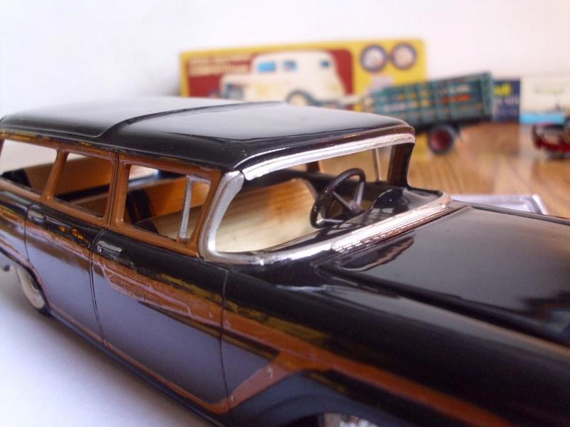 Vintage built automobile model kit survivor - Hot rod et Custom car maquettes montées anciennes - Page 8 15138410
