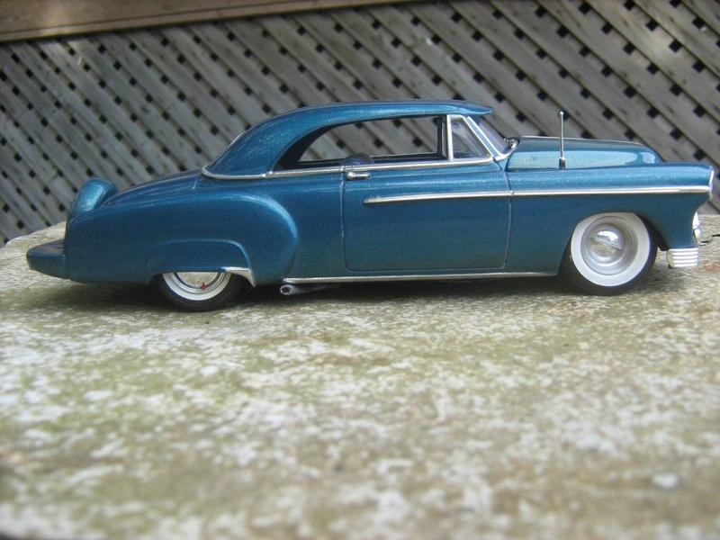 Vintage built automobile model kit survivor - Hot rod et Custom car maquettes montées anciennes - Page 8 15138511