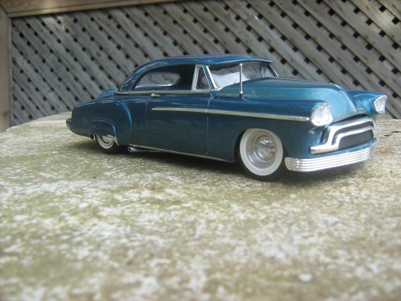 Vintage built automobile model kit survivor - Hot rod et Custom car maquettes montées anciennes - Page 8 15156910