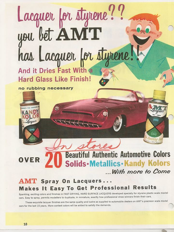 Vintage model kit ad - publicité - Page 3 15170710