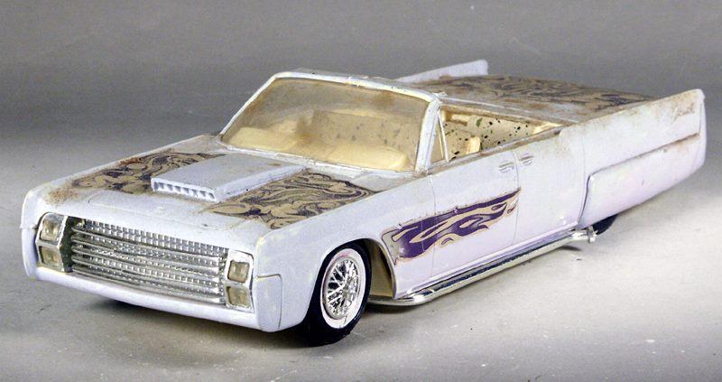 Vintage built automobile model kit survivor - Hot rod et Custom car maquettes montées anciennes - Page 8 15179012