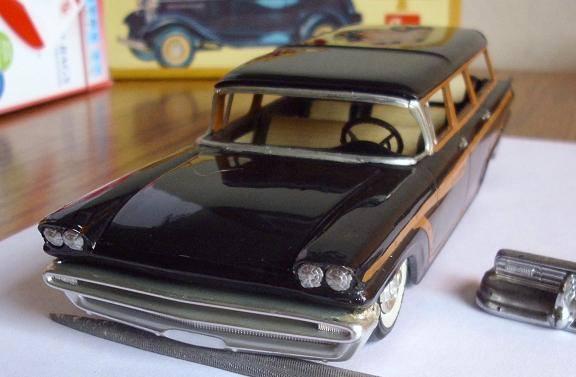 Vintage built automobile model kit survivor - Hot rod et Custom car maquettes montées anciennes - Page 8 15179013