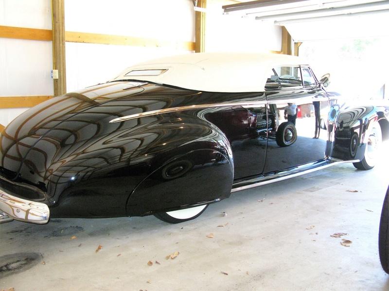 1941 Buick - Herb Ogden  -  Tony and Joe Pisano - Barris Kustoms - Kurt McCormick 15194411