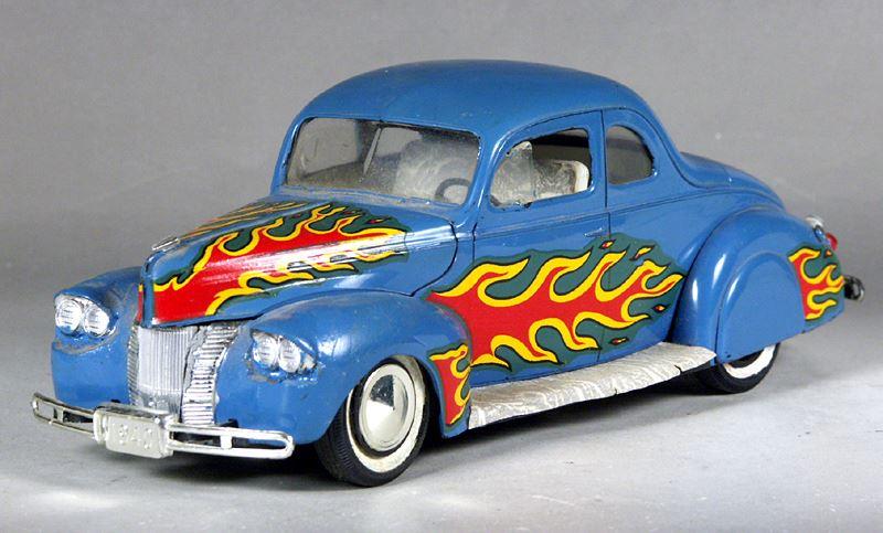 Vintage built automobile model kit survivor - Hot rod et Custom car maquettes montées anciennes - Page 8 15202710