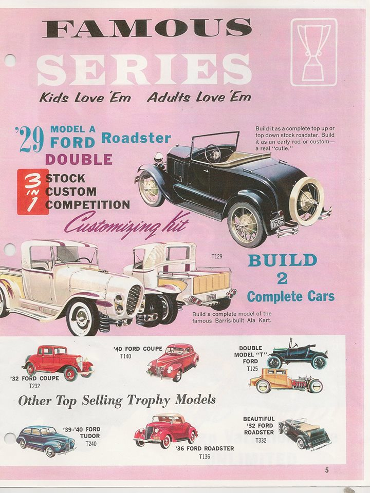 Vintage model kit ad - publicité - Page 3 15203210