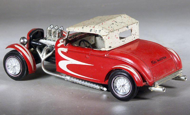 Vintage built automobile model kit survivor - Hot rod et Custom car maquettes montées anciennes - Page 8 15203310