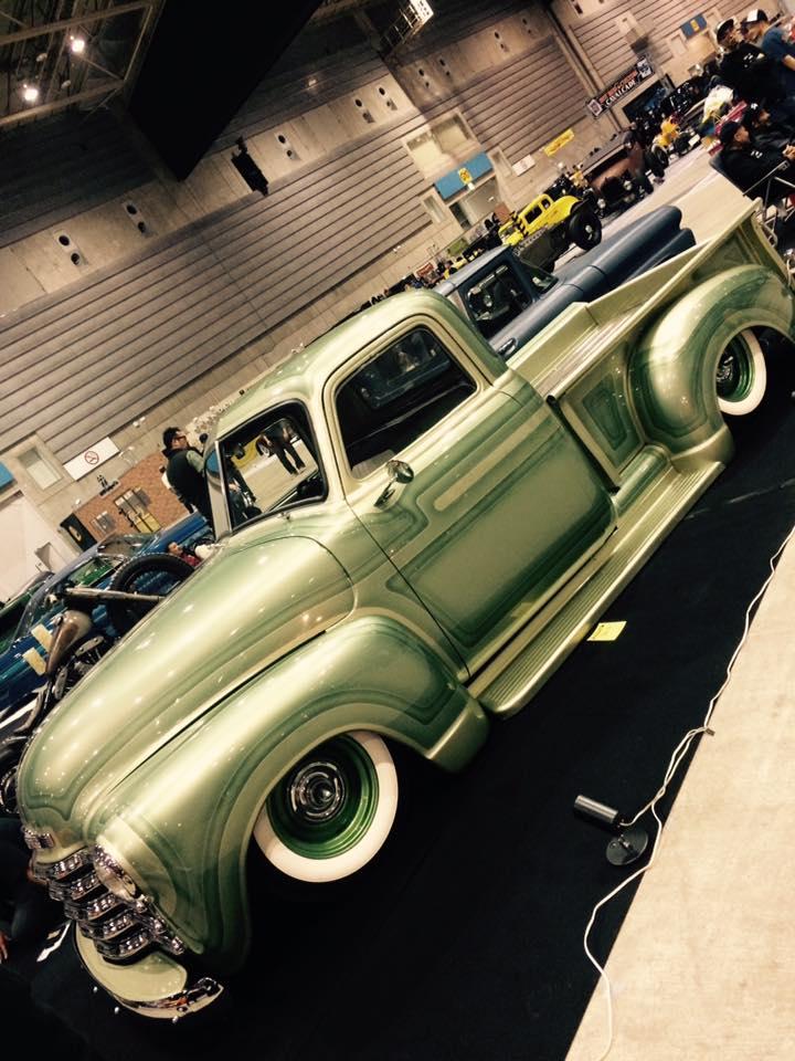 Chevy Pick up 1947 - 1954 custom & mild custom - Page 4 15230510