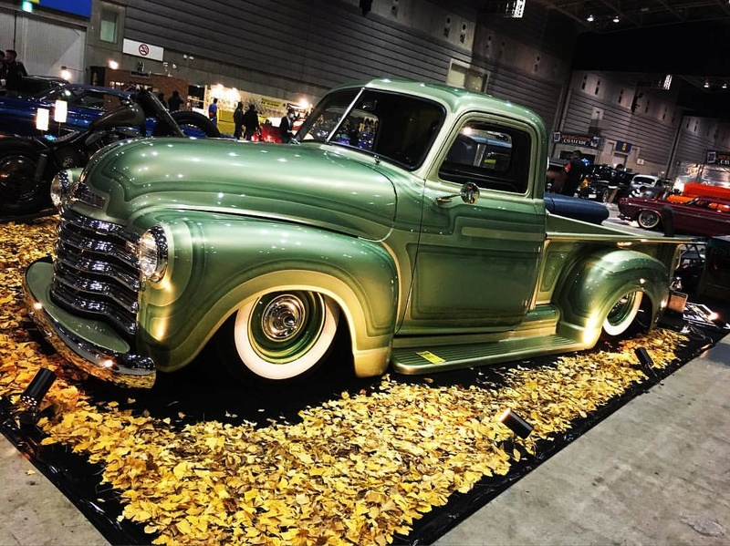 Chevy Pick up 1947 - 1954 custom & mild custom - Page 4 15235511