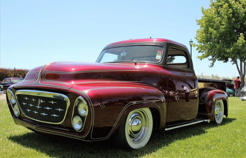 Santa Maria 2012 Custom car show - John Tretten pics 15250717