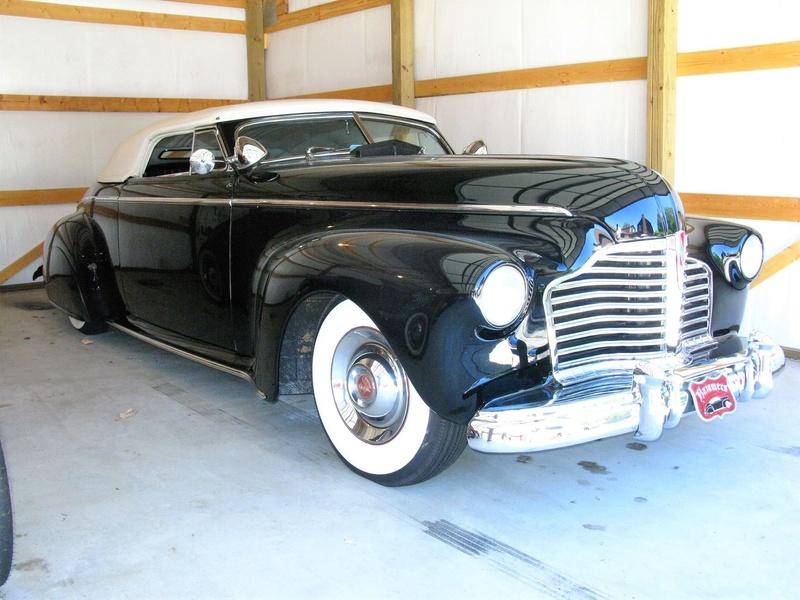 1941 Buick - Herb Ogden  -  Tony and Joe Pisano - Barris Kustoms - Kurt McCormick 15252713