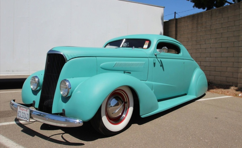 Santa Maria 2012 Custom car show - John Tretten pics 15259112