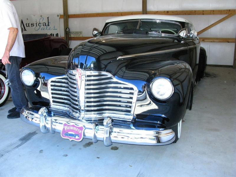1941 Buick - Herb Ogden  -  Tony and Joe Pisano - Barris Kustoms - Kurt McCormick 15289222